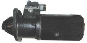 Fordson Major Starter Motor as Original with Lever